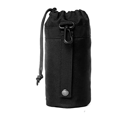 1ec11148c21a Amazon.com : Buwico Tactical Molle Water Bottle Pouch, Military ...