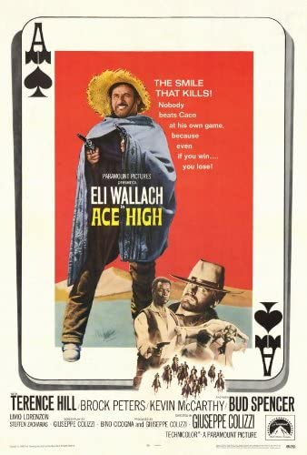 Act one Eli Wallach vintage movie poster