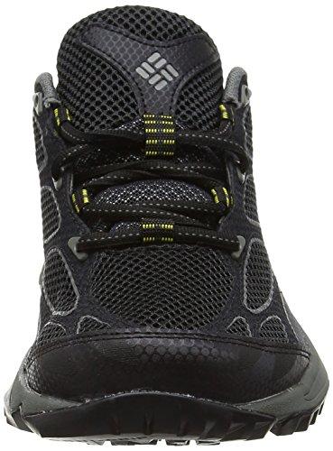 Zapatillas De Columbia Conspiracy Iv 010 Electron Negro Yellow black Hombre Senderismo xPq1Cqw