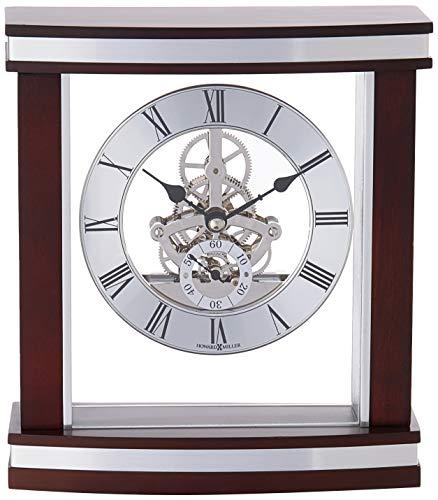 Howard Miller 645-673 Templeton Table Clock - Nickel Templeton Wall