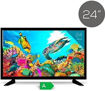 Televisores led Full HD 24 Pulgadas TD Systems K24DLT1F (Resolución 1920x1080/ HDMI x1/ VGA x1/ EUR x1/ USB Reproductor y Grabador) TV, Televisiones HD: Amazon.es: Electrónica
