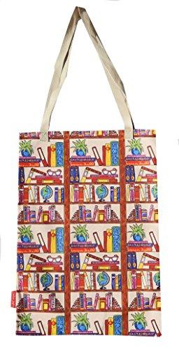 Selina-Jayne Bücher Limitierte Auflage Designer Baumwolltasche (Tote Bag)