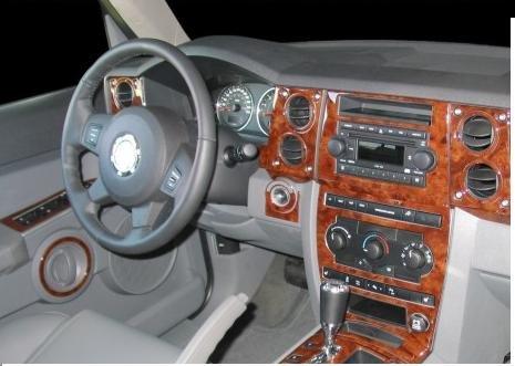 2007 Jeep Commander Interior Parts