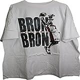 NBA LeBron James #6 Bron Bron Swagger Adult Men's Big and Tall T-Shirt 3XT-5X