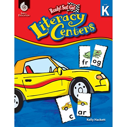 Literacy Centers Level K (Instant Literacy Center)