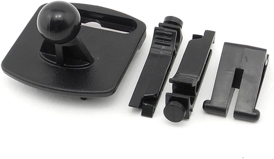 iSaddle CH-158 Universal Removable Swivel Air Vent Mount Holder For Garmin GPS Nuvi GPS 17mm Ball