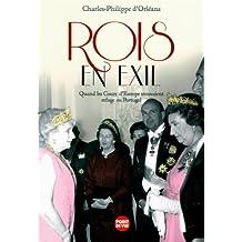 Rois en exil: Quand les Cours d'Europe trouvaient refige au Portugal
