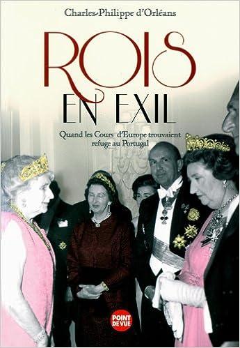Livre gratuits ROIS EN EXIL epub pdf