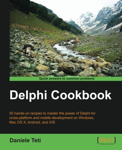 Delphi Cookbook by Packt Publishing - ebooks Account