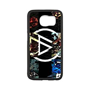 Samsung Galaxy S6 Phone Case Printed With Linkin Park Images
