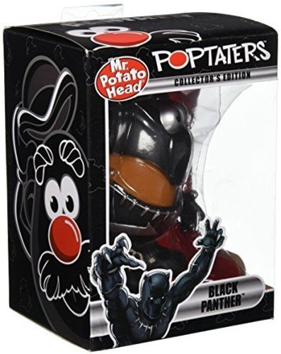 PPW Toys Marvel Black Panther Mr. Potato Head PopTater by PopTater
