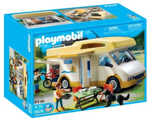 Pirate Tent Playset - PLAYMOBIL Camper Playset