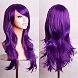 Cool2day®Long Hair Curls Cosplay Wigs Party wig Anime Synthetic Halloween Wigs 70cm 300g