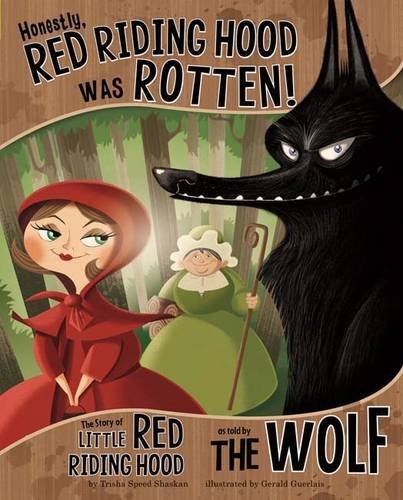 !Best Honestly, Red Riding Hood Was Rotten! (Other Side of the Story (Paperback)) KINDLE
