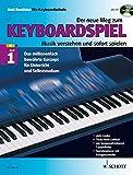 Der neue Weg zum Keyboardspiel, Band 1 - mit CD.