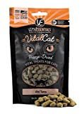 Vital Essentials Freeze-Dried Raw Vital Cat Treats Ahi Tuna Treats 1.1oz, Pack of 2