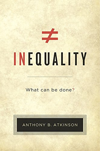 Inequality: What Can Be