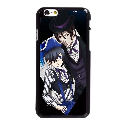 Black Butler LI70WC3 iPhone 6 6S 4,7-Zoll-Handy-Fall Hülle P2AQ9R2QL