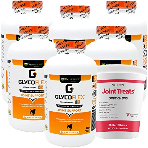 6PACK GlycoFlex 3 (720 Tablets) by Glyco-Flex
