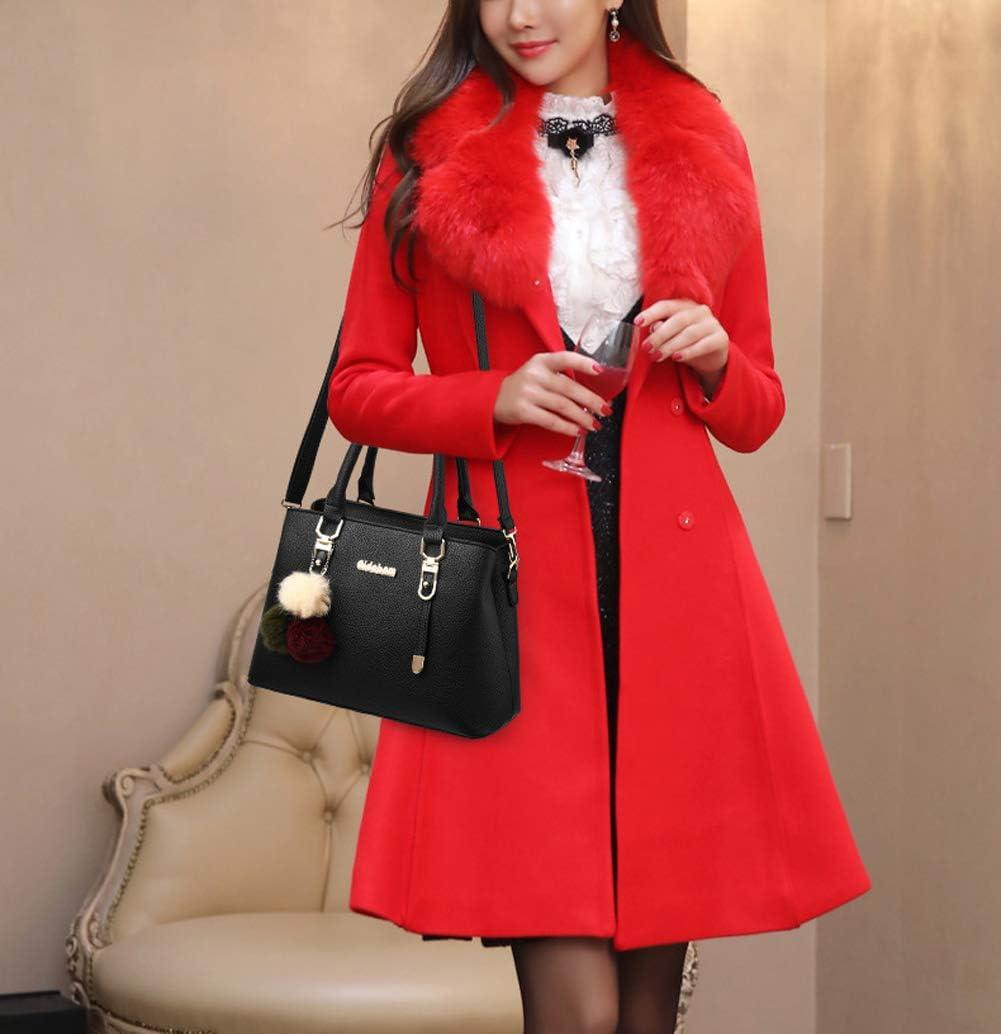 BAG Handbag for Women Fashion Tote Shoulder Top Handle Satchel Purse Handle Structured Gift