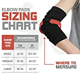 Bodyprox Elbow Protection Pads 1 Pair