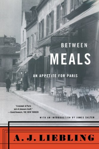 Between Meals: An Appetite for Paris cover