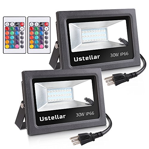 Rgb Led Flood Light Bulb
