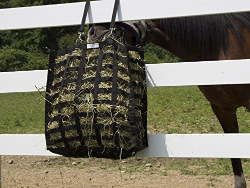 Derby Originals Supreme 4 Sided Slow Feed Hay Bag with Warranty