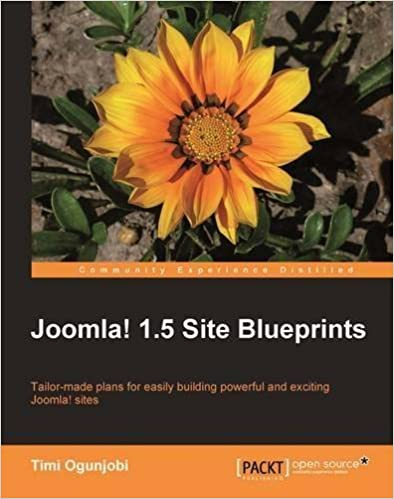 Joomla! 1.5 Site Blueprints by Ogunjobi, Timi (2010)
