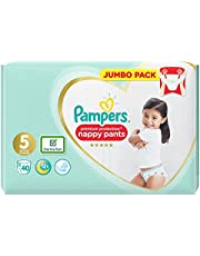 Pampers Premium Protection Pull Up Pants, 40 Count