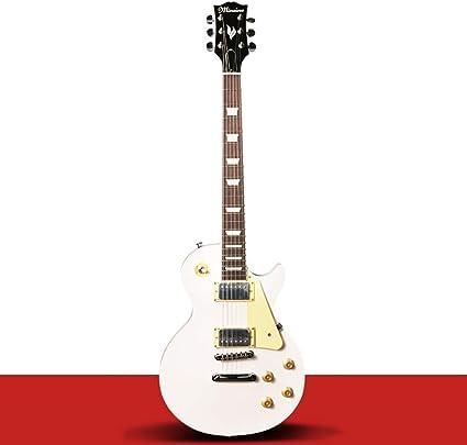 Miiliedy Conjunto de guitarra eléctrica LP Principiante ...