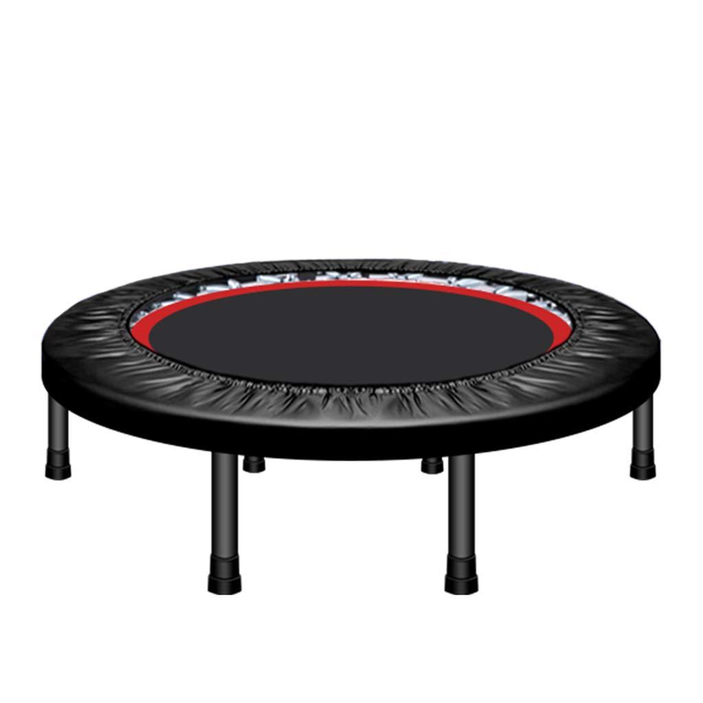 Indoortrampoline Trampoline Trimm-Dich-Gerät für Erwachsene Trampolin für Erwachsene Indoor-Sportgeräte zum Abnehmen Slimming-Klapptrampolin Ladegewicht 150kg