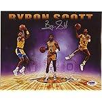 63281e12a58 Byron Scott 8x10 Photo Autographed Signed Memorabilia PSA/DNA Dna La Lakers