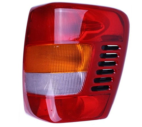 Eagle Eyes CS139-U100R Jeep Passenger Side Rear Lamp