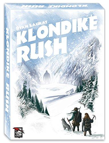 rot Raven Games RRG00016 - Klondike Klondike Klondike Rush 815b72
