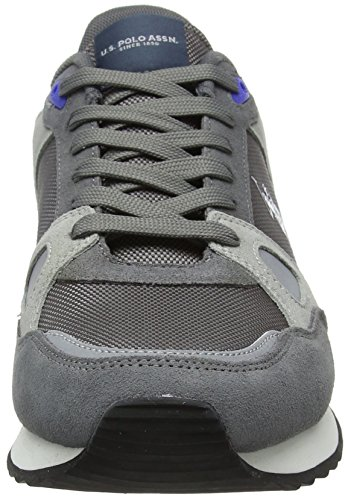 U Uomo S Grey Sneaker POLO ASSN Dark Trev Grigio rqrw4FSXR