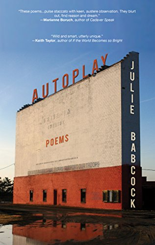 Autoplay: Poems by [Babcock, Julie]