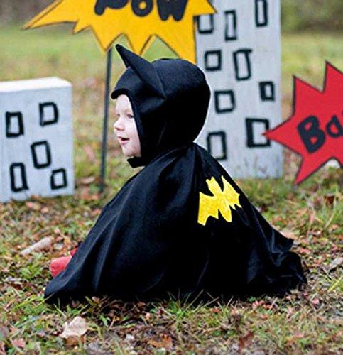 Great Pretenders Hooded Bat Toddler (Bat Costume Canada)