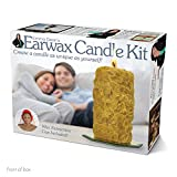 "Prank Pack ""Earwax Candle Kit"" – Wrap Your Real Gift in a Funny Joke Gift Box – by Prank-O"
