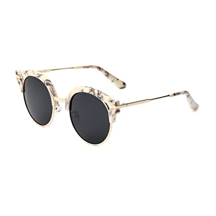 LIZHIQIANG Gafas De Sol Reflexivas Gafas De Sol Polarizadas ...