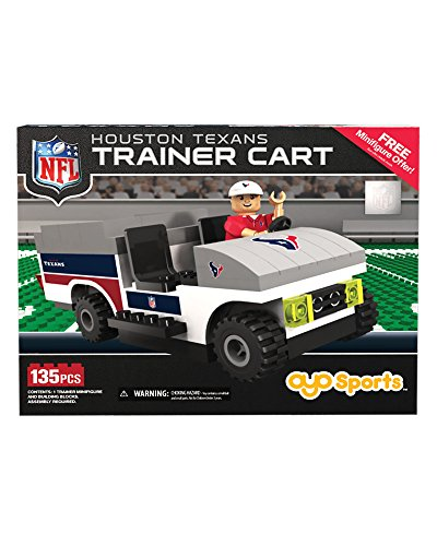 Oyo NFL Buildable Trainer Cart