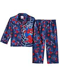 Spiderman Pajama Set (4T) Spider-Man 2 Piece Long Sleeves / Pants