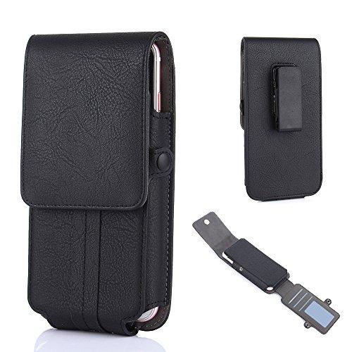 Premium Leather Belt Clip - 2