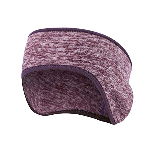 Ear Warmers Headband for Women and Men - Fleece Ear Muffs Head Wrap Perfect for Winter Running, Skiing, Riding, Other Outdoor Sports and Daily Wear