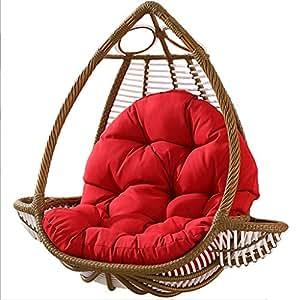 Amazon.com: HLDBW - Cojín para asiento de silla colgante ...