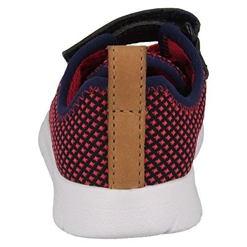 lacets Flux pour à Clarks ville Ath Chaussures femme de Bleu bleu x5qwxY0H