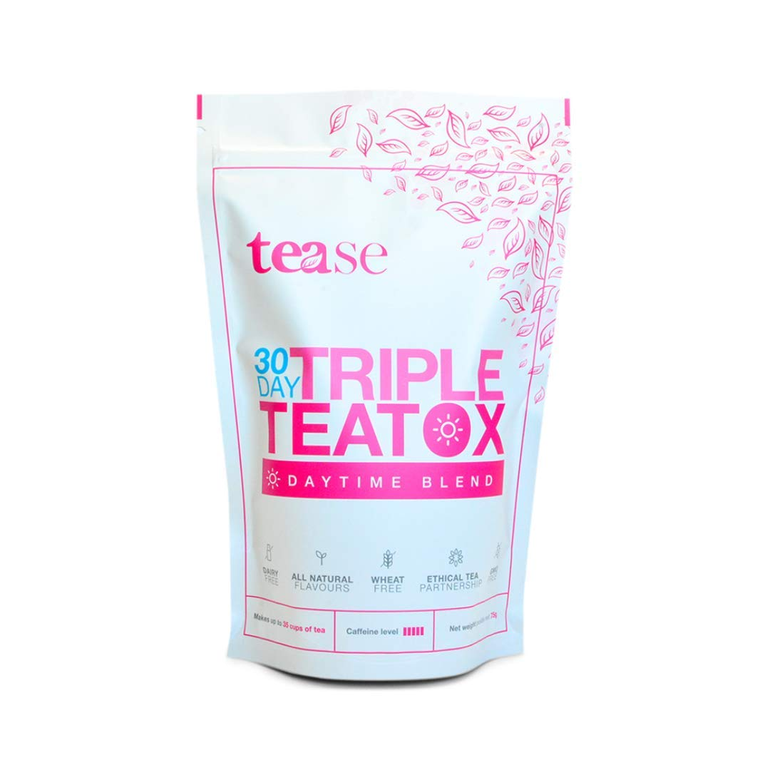 30 Day Triple Teatox Cleanse and Detox Kit by Tease Tea by Tease (Image #3)