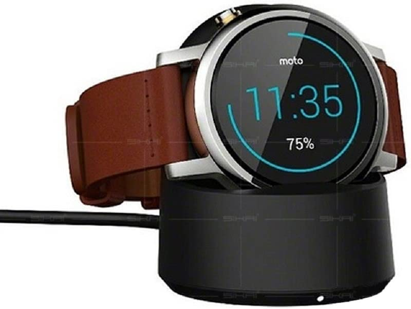 Amazon.com: Replacement Charger Dock for Moto 360 Smart ...