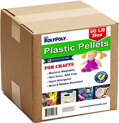 Poly pellets bulk for weighted blankets bean bags