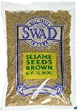 Great Bazaar Swad Sesame Seed, Brown, 7 Ounce